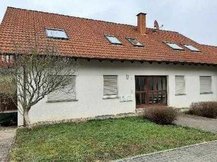 Schöne, geräumige Zwei Zimmer-Erdgeschoss-Wohnung in Niederstaufenbach