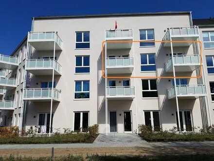 Komfortable 4-Raumwohnung mit 2 Balkonen!