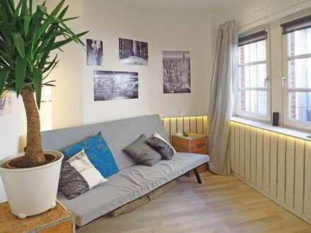 kleines möbliertes 1-Zimmer Apartment in Bestlage der Bremer City ideal für Wochenend-Pendler