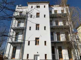 Traumhafte 2 Zimmerwohnung mit Südbalkon - 3. Etage!