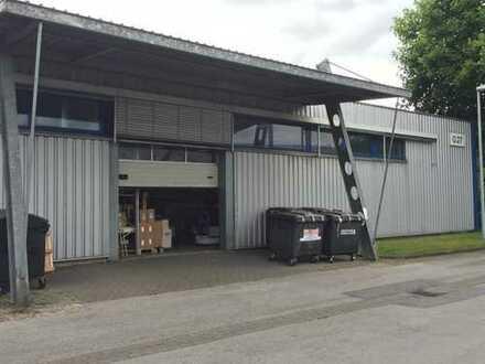 *PROVISIONSFREI* Moderne Lager- und Büroflächen auch als Werkstatt im Gewerbepark Ellinghorst