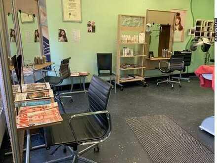 Friseursalon / Kosmetikstudio zu Vermieten! - mit opt. Verkehrsanbindung