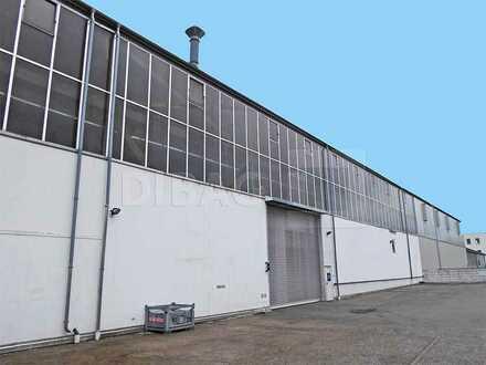 Lagerhalle im Münchner Norden