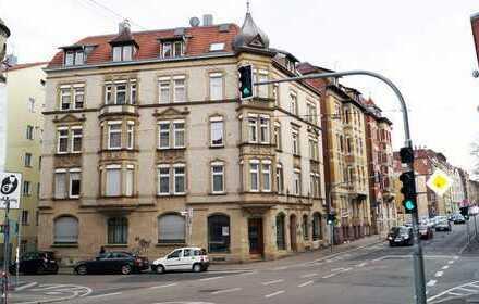 2,5-Zimmer EG Jugendstilwohnung Denkmalschutz in S-West