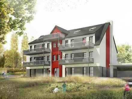 ATTRAKTIVE 4 Raumwohnung mit 2 Balkonen, 2 Bäder und Einbauküche sucht neuen Mieter(in)