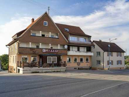 Traditionelle Gaststätte in Schramberg-Heiligenbronn