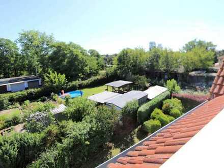 1 Raum DG Wohnung - Ost+West Loggia, Stellplatz