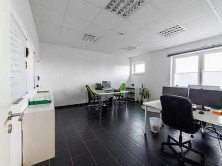 Stahlwerk Becker: Repräsentative Büroeinheit