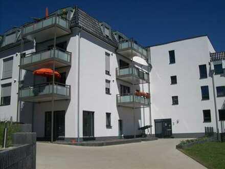 Barrierefrei wohnen - Ruhige 2-Zimmer-Wohnung in gepflegeter Neubauanlage