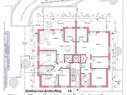 Neubau-Erstbezug! 4-Zimmer-Wohnung in Rodgau-Hainhausen