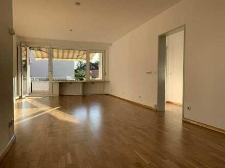 Wohnung mit Top-Zuschnitt, Balkon und Garten