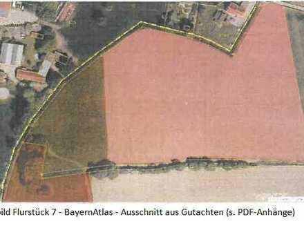 Landwirtschaftsfläche Halslangkreit - Taxberger Breite - Verkauf im Bieterverfahren
