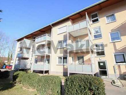 Gemütliche 2-Zi.-ETW mit Balkon in zentraler Lage - Gestaltungspotenzial
