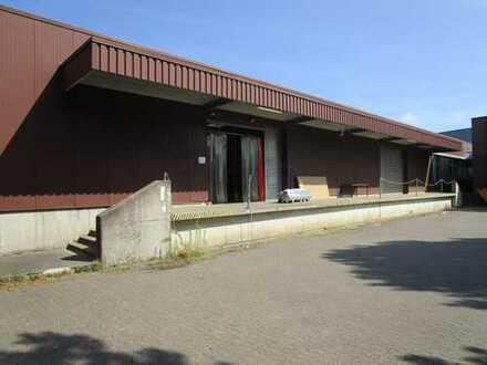 Gewerbehalle in Bad Oeynhausen mit Potenzial!