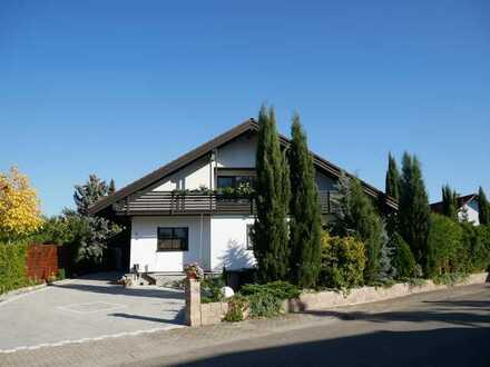 Großzügiges 7,5-Zi-Traumhaus. Bestlage zw. KA - HD. BAB-Anschluss 330 qm Wfl + 100 qm Nfl