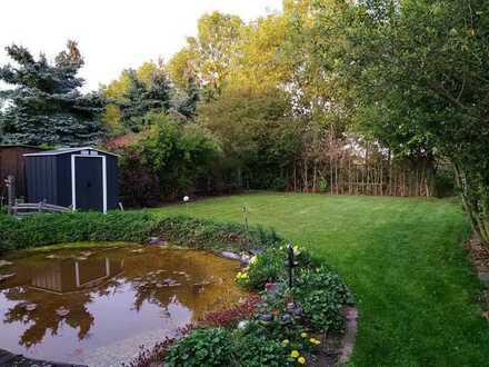 DISKRET! Freistehendes EFH mit Gartengrundstück in ruhiger Lage von Sömmerda