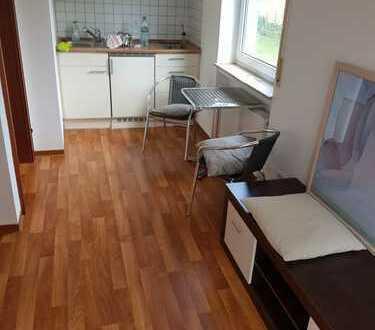Stilvolle 1-Zimmer-Wohnung mit Balkon und Einbauküche in Nördlingen