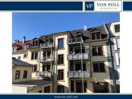 Große Maisonette-Wohnung in Citylage