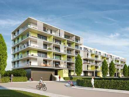 Neubau - 2,5 Zimmer Apartment in zentraler Lage