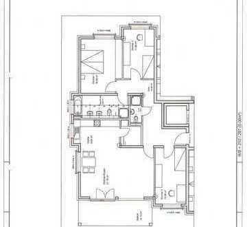 Moderne 4-Zimmerwohnung in zentraler Lage in Waldbronn
