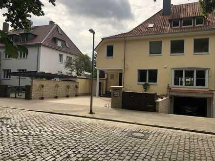 Waldhausen - Wohnung über 2 Ebenen direkt an der Eilenriede
