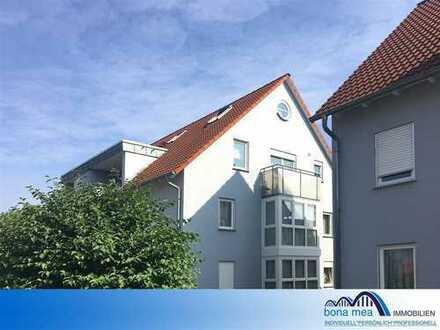 Kleines Wohnparadies – Geräumige 2-Zimmer-Maisonette-Wohnung mit Tageslichtbad und Sonnenbalkon