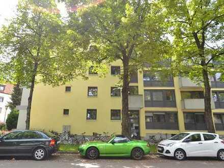 Gepflegtes Apartment mit Südbalkon in München-Milbertshofen