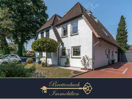 Bremen - Sodenmatt • Doppelhaushälfte mit Garage in begehrter Lage