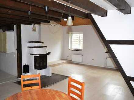 Wohnung/Haus im Zentrum von Blankenheim mit Burgblick und Garten