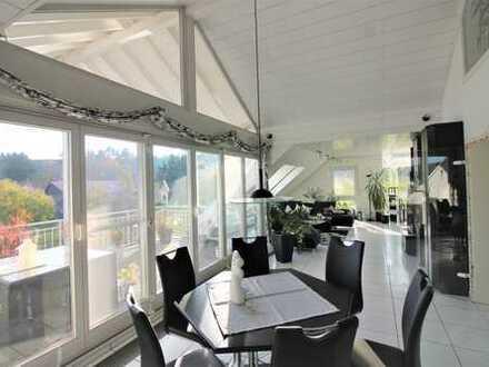 Große Maisonettewohnung - die Alternative zum Einfamilienhaus!