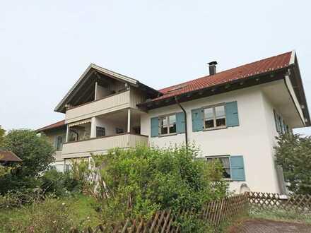 Vermietete 2,5 Zimmerwohnung in bevorzugter Wohnlage von Weilheim