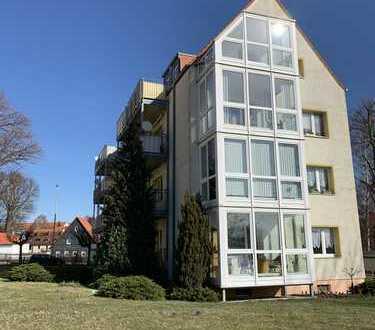 Super 2-Raum-DG-Wohnung in Marienthal mit Wintergarten