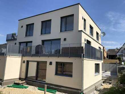 Barrierearme 3,5- Zimmer Wohnung im Erdgeschoss mit Terrasse zu vermieten