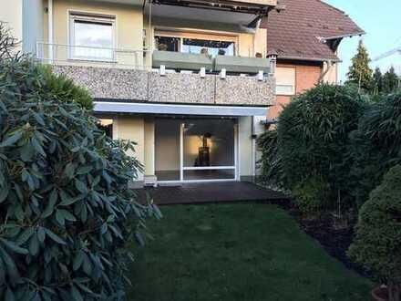 Starten Sie das neue Jahr in Ihren eigenen Wänden - Freie ETW mit Terrasse und Garten in Byfang