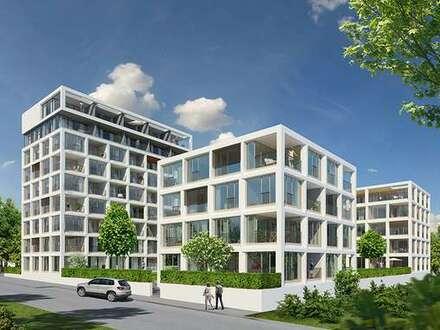 1 1/2 -Zimmer - Wohnung A 11 mit Einbauküche in Ulm-Böfingen
