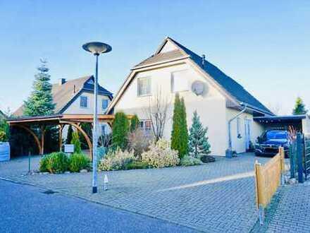 Einfamilienhaus in Kösterbeck mit 5 Zimmern, Vollbad und Gästebad, EBK, Terrasse und 2 x Carport.!!!