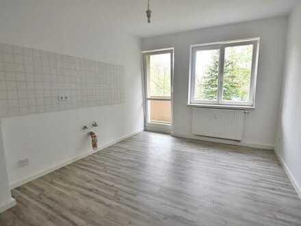 Ideal geschnittene Single-Wohnung mit Balkon direkt am Campus!