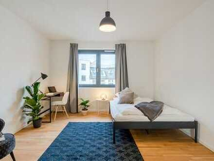 Brand New Apartment with Hugh Terrace