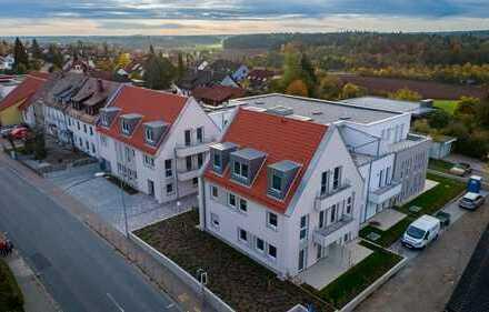 Gemütliche Erdgeschosswohnung in Heilsbronn