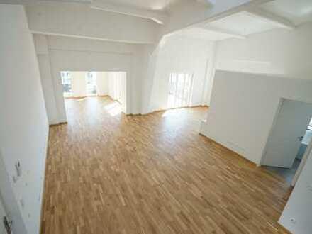 Altbauwohnung mit Loftcharakter in Plagwitz