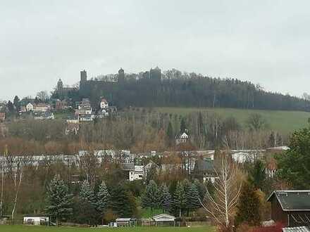 14.485 m² Freifläche mit Traumblick auf die Burgstadt Stolpen - Wohnmobilstellplatz?