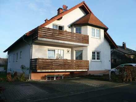 Alsfeld-Altenburg sonnige gemütliche 3 Zi mit Balkon