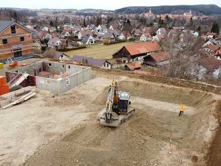 Neubau-Doppelhaushälfte in Schongau