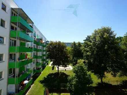 !! Kautionsfrei Mieten !! - gemütliche 4-R Whg. mit Balkon in ruhiger, grüner Lage