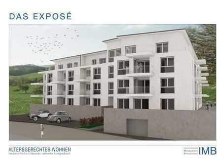 Exklusive 4-Zimmer Eigentumswohnung Nr. 4 im MFH - Kfw 70 - rollstuhlgerecht