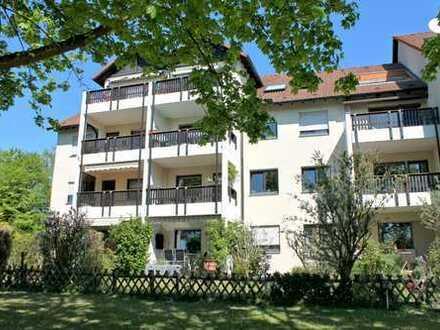 Einfach nur schön! 4-Zimmer-Eigentumswohnung mit Balkon in Ober-Ramstadt