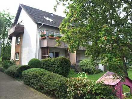 """""""MA-Wallstadt"""" schöne 3 Zimmer-Wohnung mit Balkon zu vermieten ! www.immo-kraemer.de"""