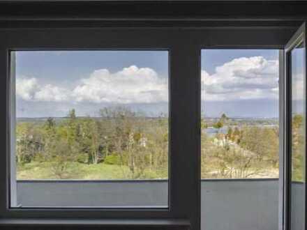 *toller Ausblick* 1-Zimmer-Wohnung mit Balkon, Nähe Stadtpark, ideal für Studenten