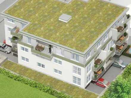 Neubau 3-Zimmer-Penthousewohnung im Ortskern von Laichingen