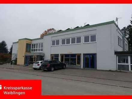 Fitnessstudio - Ausstellung - Büro